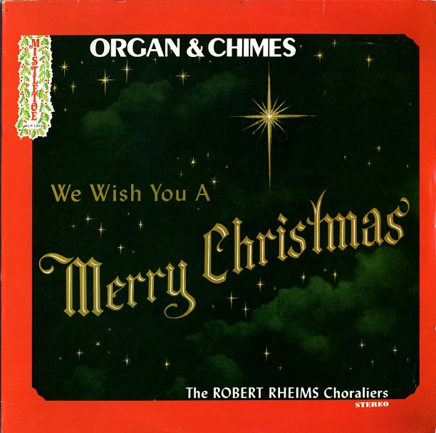 Organ & Chimes: We Wish You A Merry Christmas