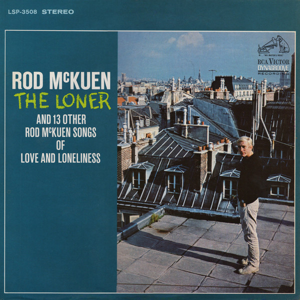 The Loner And 13 Other Rod McKuen Songs Of Love And Loneliness