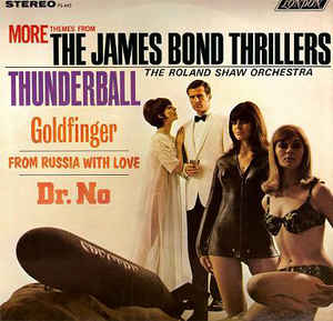 More Themes From The James Bond Thrillers
