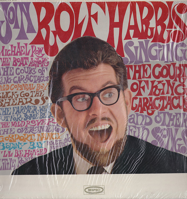 Join Rolf Harris Singing The Count of King Caractacus (And Other Fun Songs)