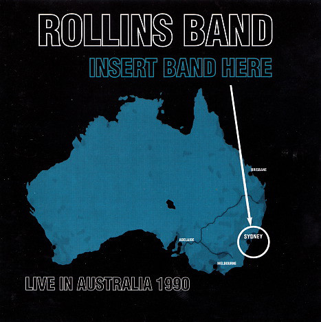 Insert Band Here: Live In Australia 1990