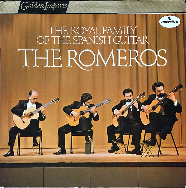The Royal Family Of The Spanish Guitar
