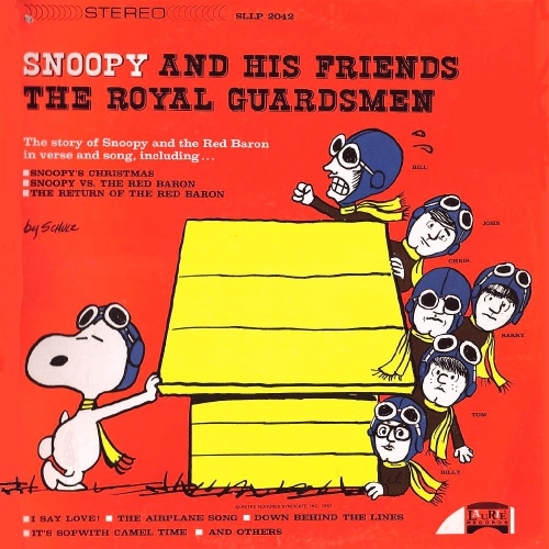 Snoopy And His Friends