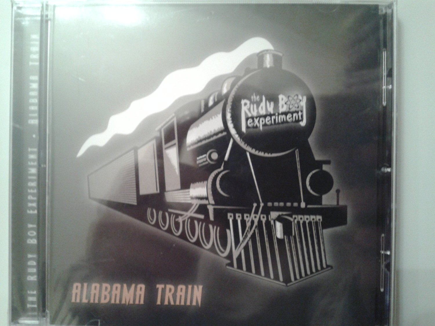Alabama Train