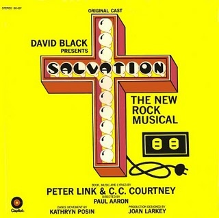 David Black Presents Salvation The New Rock Musical