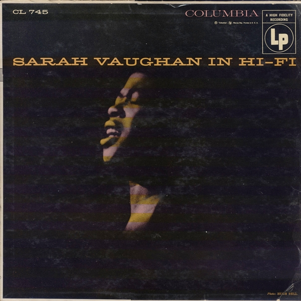 Sarah Vaughan In Hi-Fi