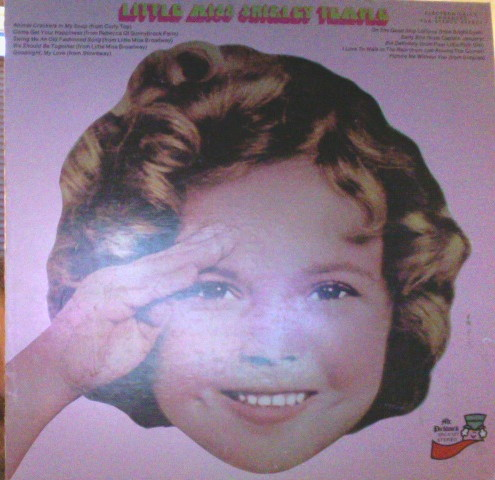 Little Miss Shirley Temple