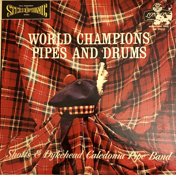 World Champions Pipes and Drums