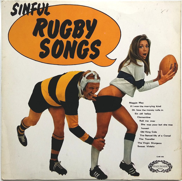 Sinful Rugby Songs