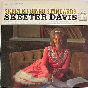 Skeeter Sings Standards