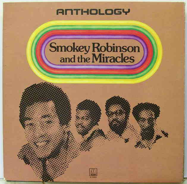Smokey Robinson & The Miracles Anthology