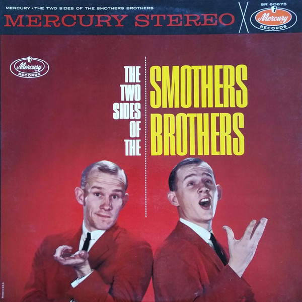The Two Sides Of The Smothers Brothers