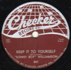 Keep It To Yourself/The Key (To Your Door)