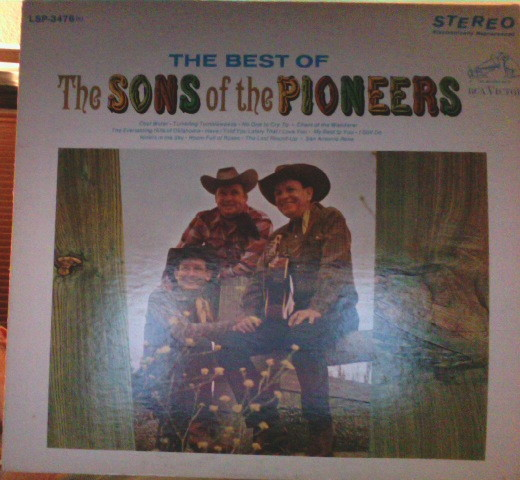The Best Of The Sons of the Pioneers