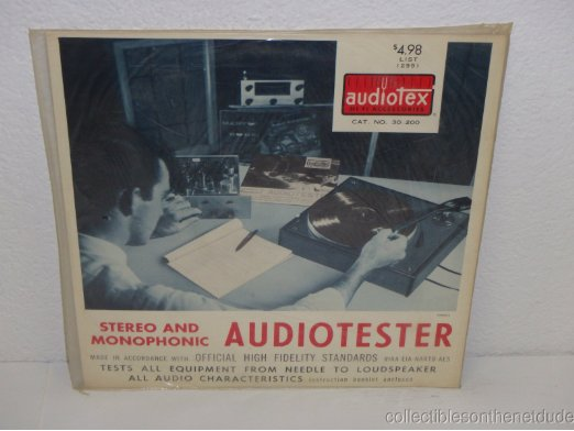 Stereo And Monophonic - Audiotester