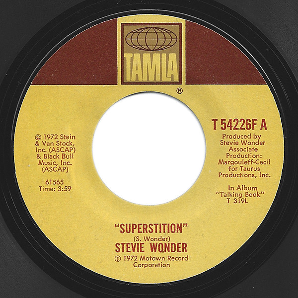 Superstition / You've Got It Bad Girl
