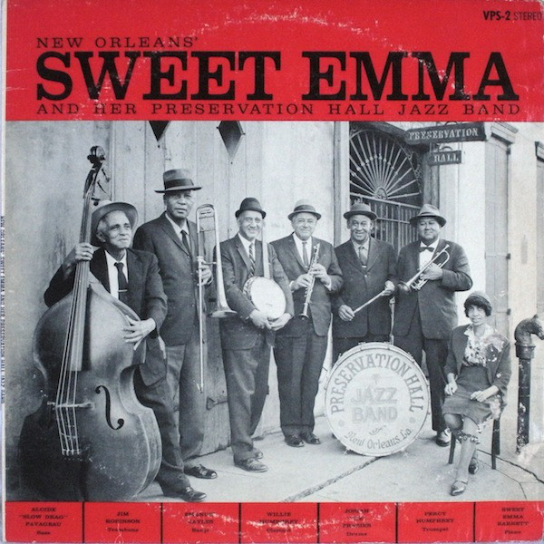 New Orleans Sweet Emma And Her Preservation Hall Band