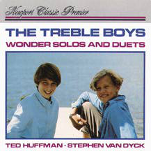 The Treble Boys: Wonder Solos and Duets for Boy Sopranos