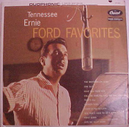 Tennessee Ernie Ford Favorites