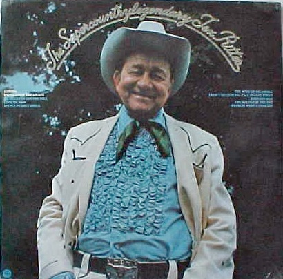 The Supercountrylegendary Tex Ritter