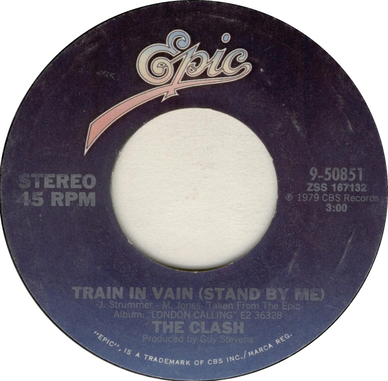 Train In Vain (Stand By Me) / London Calling