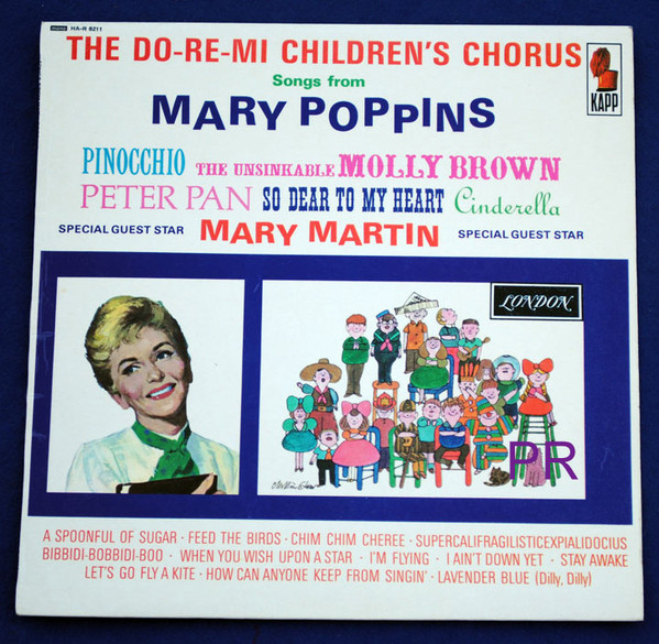 Songs From Mary Poppins And Other Favorites