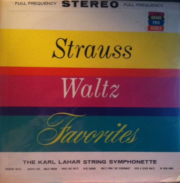 Strauss Waltz Favorites