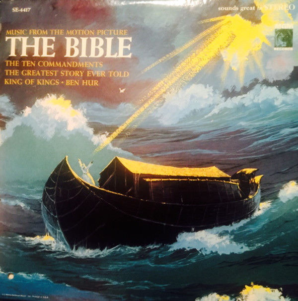 Music From The Motion Picture ''The Bible''