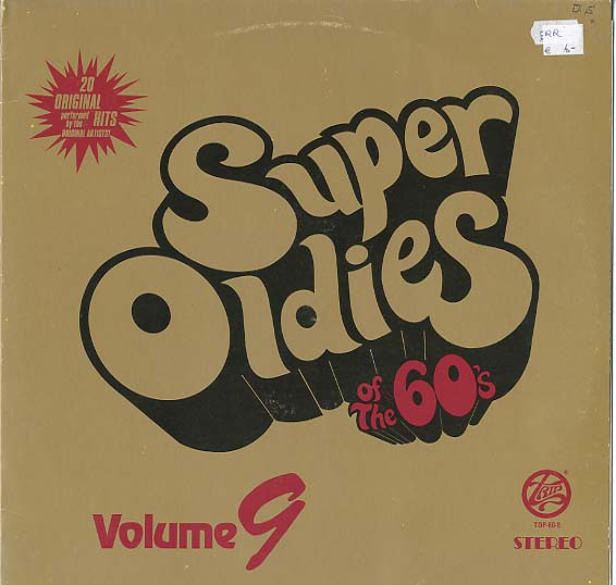 Super Oldies Of The 60's Volume 4