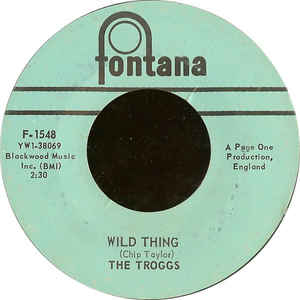 Wild Thing / From Home
