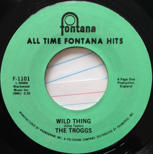 Wild Thing / With A Girl Like You