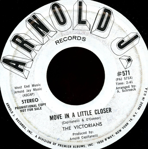 Move In A Little Closer / Lovin'