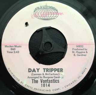 Day Tripper / My Baby