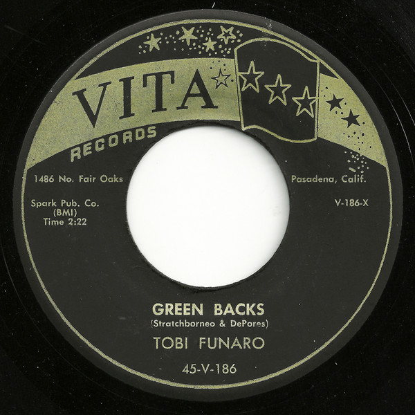 Green Backs / Could It Be That I'm In Love