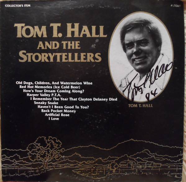 Tom T. Hall And The Storytellers