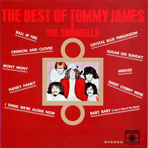 The Best of Tommy James and The Shondells