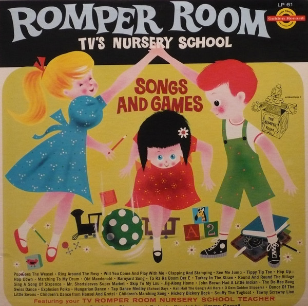Romper Room - TV's Nursery School Songs And Games