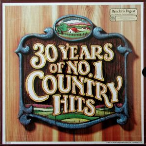 30 Years Of No. 1 Country Hits
