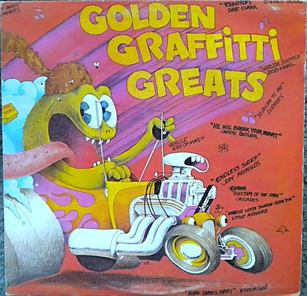 Golden Graffitti Greats
