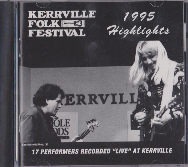 Kerrville Folk Festival 1995 Highlights