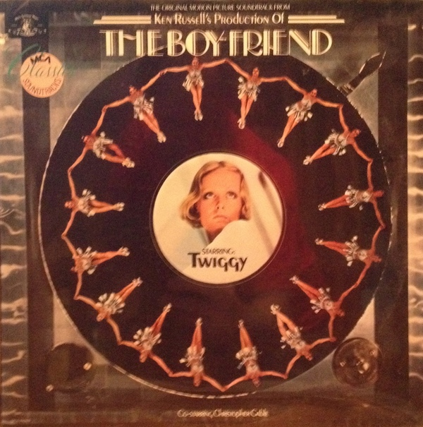 The Original Motion Picture Soundtrack From Ken Russell's Production Of ''The Boy Friend'' Starring Twiggy