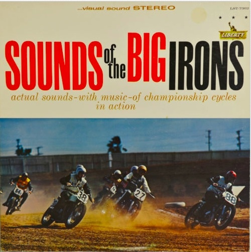 Sounds Of The Big Irons