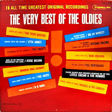 The Very Best Of The Oldies