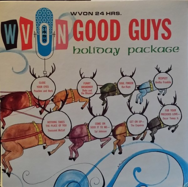 WVON Good Guys Holiday Package