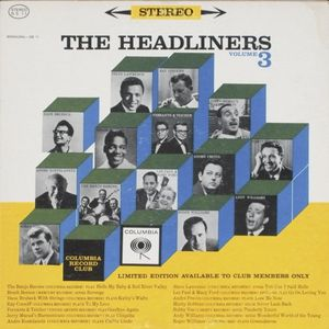 The Headliners Volume 3