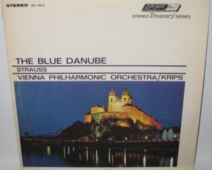 Strauss The Blue Danube