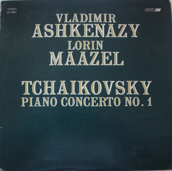 Tchaikovsky Piano Concerto No. 1 in B Flat Minor Op. 23