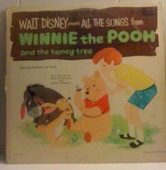 All The Songs From Winnie the Pooh and The Honey Tree
