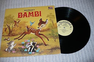Songs from Bambi
