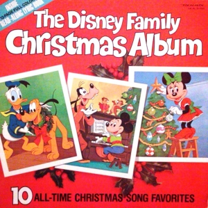 The Disney Family Christmas Album